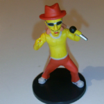 The Simpsons 2013 Wizkids Neca , Kid Rock Figure